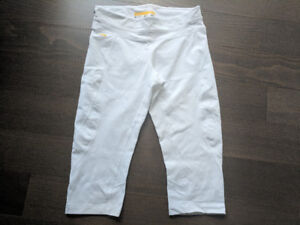 Lole white yoga pants