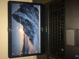 Laptop portable aser aspire 5517