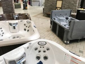 Grand Opening Hot Tub Sale