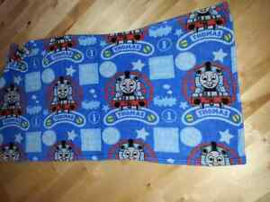 Small thomas blanket crib size or for couch London Ontario image 1