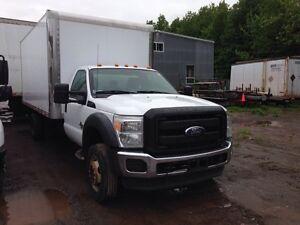 2012 f550 ford diesel