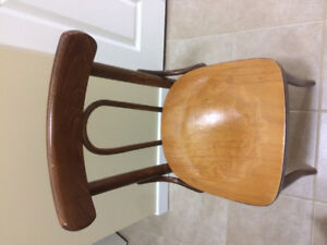 Original A&W chairs