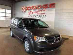 2018 Dodge Grand Caravan SE / Rear AIR Cond / Back UP Camera