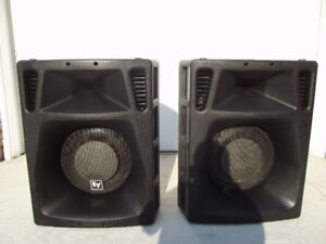 Electro Voice Speakers
