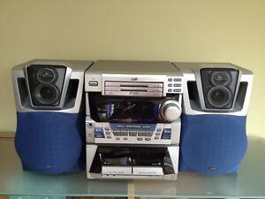 JVC MX-J200 Music Player