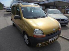 2001 X Renault Kangoo 1.4 petrol rn Helios mpv