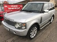 2003 RANGE ROVER VOGUE TD6, SERVICE HISTORY, WARRANTY, FINANCE AVAILABLE