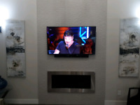 Tv wall mount installation only $70 call now