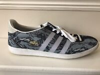 Adidas Gazelle Trainers - Size 10. Excellent Condition