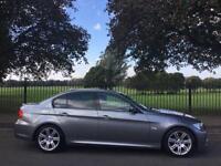 2011 11 BMW 3 SERIES 2.0 320D M SPORT 4D AUTO 181 BHP DIESEL