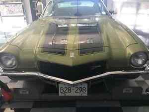 1970 1/2 Numbers matching Camaro Z28