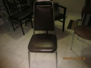 for sale(1 ) chairs in very good condition, for $ 15 each