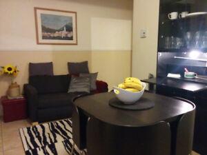 Avenue Belvédère - Appartement meublé