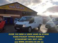 2012 12 FORD TRANSIT 2.2 280 ECONETIC LR 100 BHP REAR RACKING + MORE DIESEL
