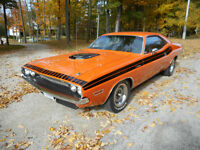 1970 Challenger, #'s Match. PRICE REDUCED.