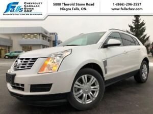 "2015 Cadillac SRX BASE  18""ALLOYS,PLATINUM ICE IN COLOUR"