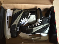 Brand new ice-skate shoes