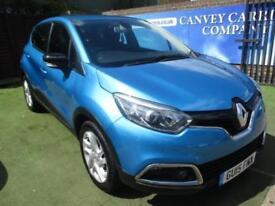 2015 Renault Captur 1.5 dCi ENERGY Dynamique MediaNav (s/s) 5dr
