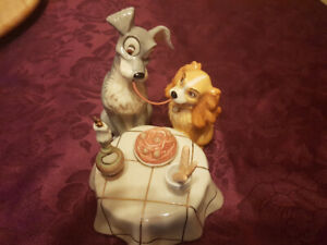 Disney Lenox lady and the tramp