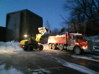 Hiring Snow Clearing Staff