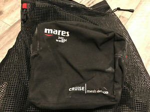 Mares Cruise Mesh Deluxe Backpack