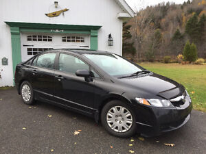 2010 Honda Civic DX Berline