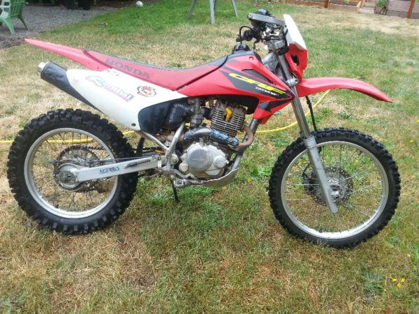 Used 2003 Honda CRF
