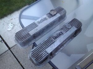 Holley  Valve Covers