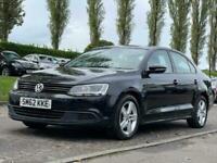 2012 Volkswagen Jetta 1.6 SE TDI BLUEMOTION TECHNOLOGY 4d 104 BHP Saloon Diesel