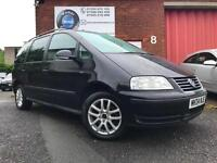 Volkswagen Sharan 1.9 TDI --2004 -- SERVICE HISTORY --7 SEATER FAMILY CAR