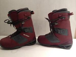 ThirtyTwo Level 4 men's snowboard boots, size 8.5 US, 41.5 EUR