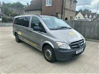2013 Mercedes-Benz Vito 2.1 113CDI BlueEFFICIENCY Traveliner Compact Bus 5dr