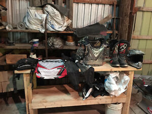 Dirt Bike Gear - Boots are Sold