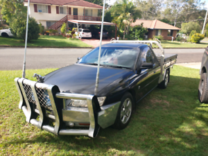 VY Holden commodore one tonner 2003