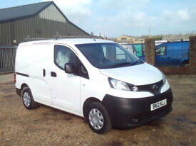 Nissan NV200 1.5dCi ( 89bhp ) ( Euro 5 ) SE NO VAT TO PAY LOW MILES