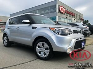 2014 Kia Soul LX | Amazing Shape | Great Value