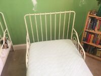 2 ikea child beds £45 for the pair