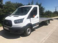 2017 67 FORD TRANSIT 2.0 T350 130 BHP 6 SPEED RECOVERY TRUCK NEW BUILD DIESEL