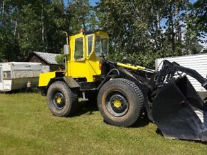 ZETTELMEYER WHEEL LOADER