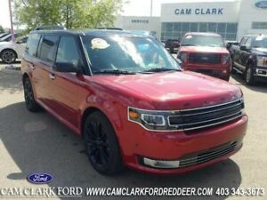 2017 Ford Flex Limited  Roof Nav Rear Fridge