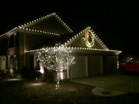 Need christmas lights installed have thttem done today  !