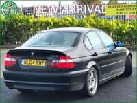 2004 (04) BMW 325i Sport Saloon Automatic