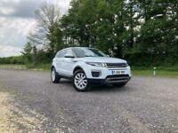 2016 Land Rover Range Rover Evoque 2.0 eD4 SE (s/s) 5dr Manual SUV Diesel Manual
