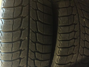 205/60R16 MICHELIN X-ICE