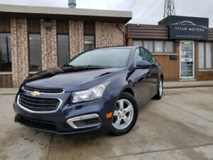 "2016 CHEVROLET CRUZE 8"" TOUCHSCREEN CAMERA BLUETOOTH HEATED SEAT"
