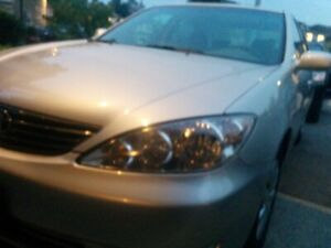 Toyota Camry 2005 LE 2.4 Low KMs Excellent Condition