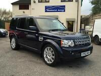 Land Rover Discovery 4 3.0 SDV6 ( 255bhp ) HSE 8 Speed. Great Spec, Clean Car!
