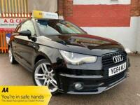 Audi A1 TFSI S LINE STYLE EDITION HATCHBACK Petrol Manual
