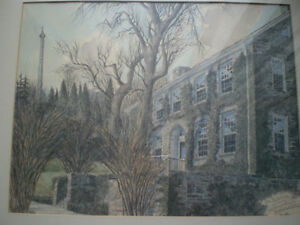 "Ben Babelowsky-""MacKenzie House"" Print Kitchener / Waterloo Kitchener Area image 2"