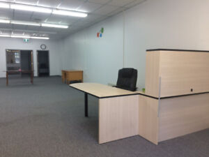 Downtown Timmins Open Commercial Space
